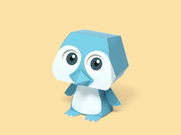 Quorory Penguin